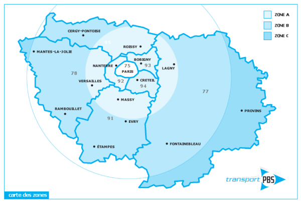 Zones de Couverture